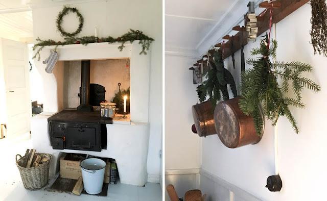Jul i det gamle svenske køkken