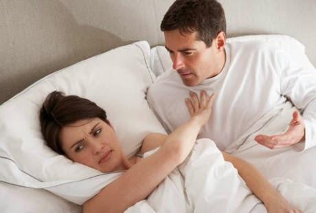 Istri Capek, Tetapkah Ada Laknat Ketika Menolak Ajakan Bercinta Suami?