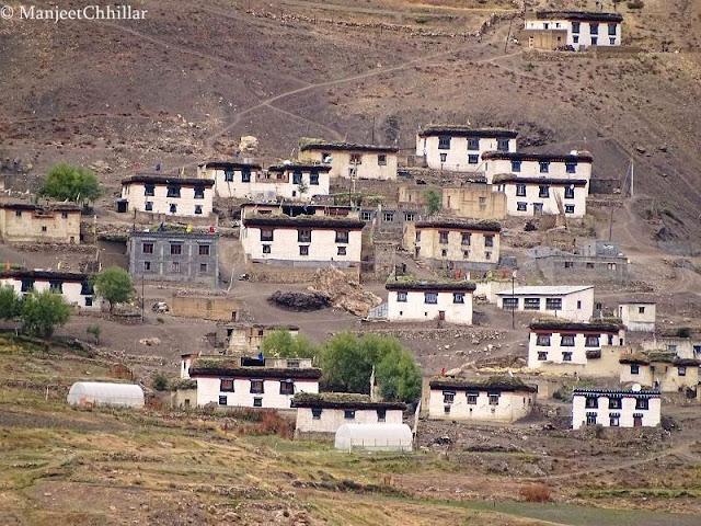 Kibber Village, Himachal Pradesh