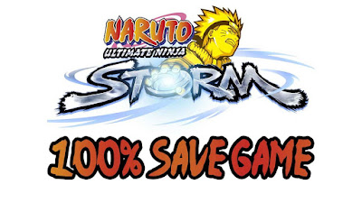Naruto Ultimate Ninja Storm Save Game
