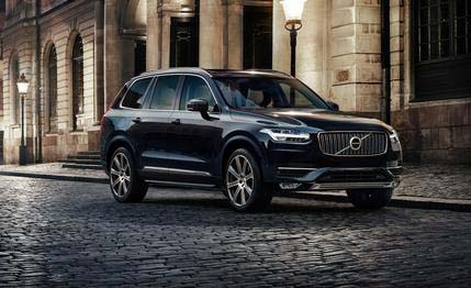 2016 Volvo XC90 Review and Price