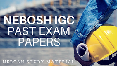 Answers pdf nebosh and exam igc questions