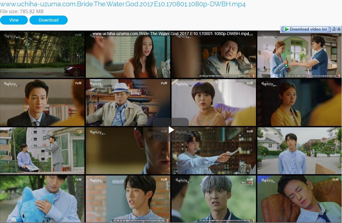 Screenshots Download Film Drama Korea Gratis Bride Of The Water God, The Bride of Habaek, 하백의 신부 (2017) Episode 10 DWBH NEXT MP4 Free