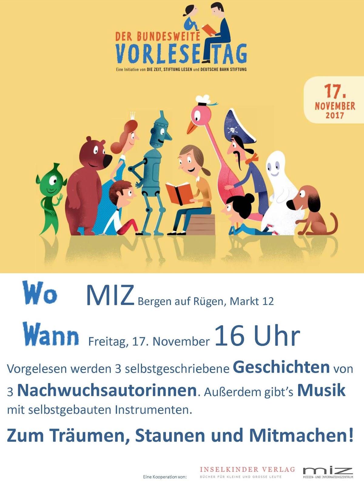 Inselkinder Verlag November 2017