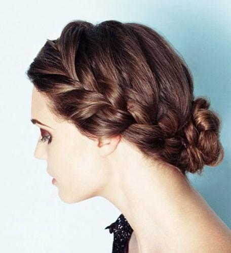 Choosing the Braided Wedding Hairstyle