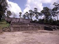 La tombe de l' empereur de la dynastie des Nguyen en Hue, Vietnam