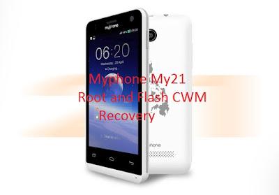 Myphone 21 Root