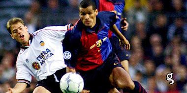 ¡Rivaldo volverá a jugar futbol! ¡El FC Barcelona lo acaba de fichar!