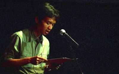 """Puisi: Minggu Pagi di Sebuah Puisi (Karya Joko Pinurbo)"""