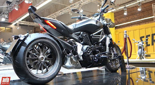 Cool Moto Sport Ducati XDiavel 2016 HD Images