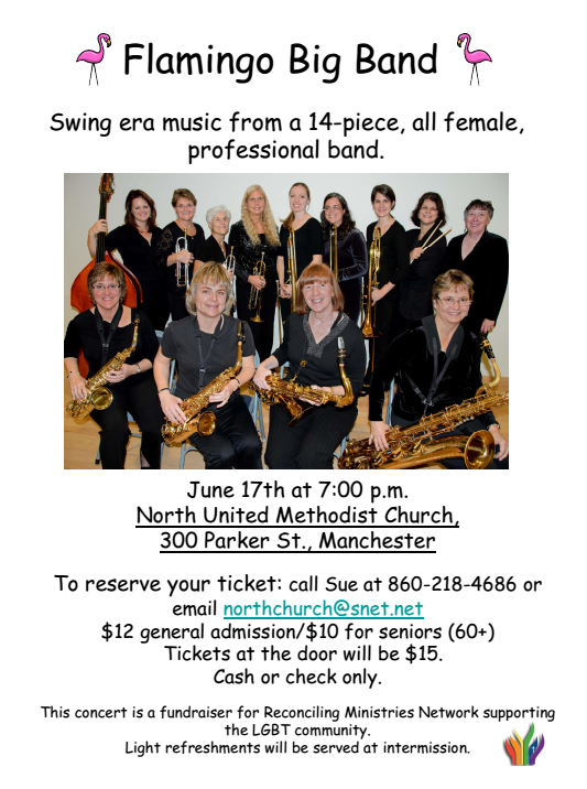 Flamingo Big Band Concert