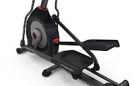 "Large cushioned articulating footplates, 20"" Precision Path Stride Length on Schwinn MY17 470 & MY16 430 Elliptical Trainer"