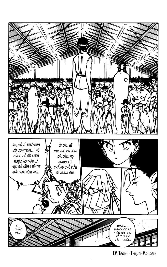 Hành trình của Uduchi chap 166: giải đấu thống nhất ma giới! trang 6