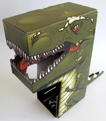 Loot Crate Primal Dinosaur Box