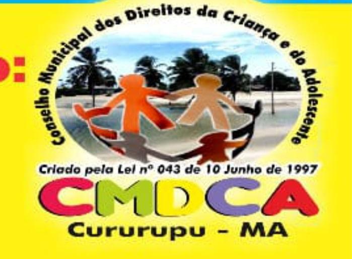 CMDCA publica ERRATA alterando 4 itens da Resolução Nº 01/CMDCA/2019