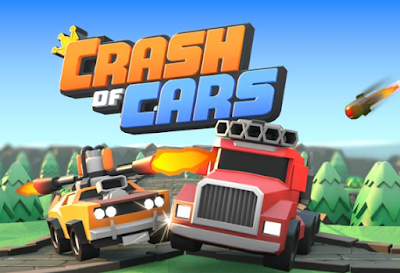 Download Crash Of Cars Mod Apk Terbaru For Android [Unlimited Money]