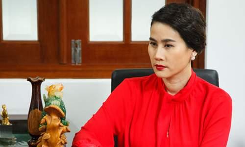 """Thân Thúy Hà thủ vai Châu trong """"Giọt nước mắt hận thù"""""""