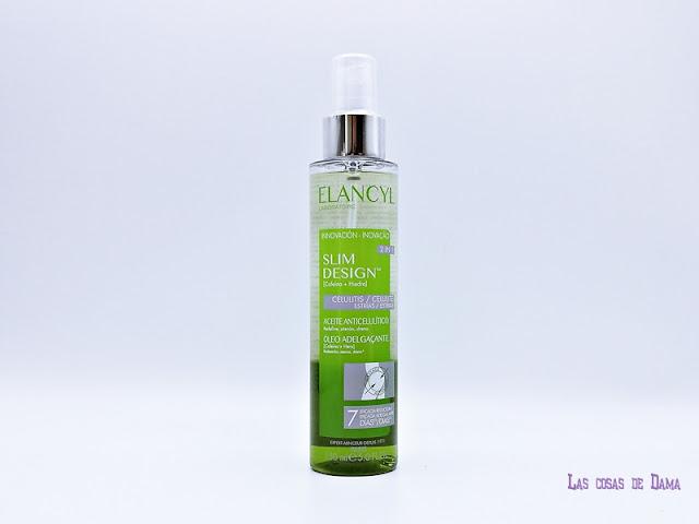 Elancyl aceite verano cuerpo diez anticeluliticos reductores reafirmantes operación bikini belleza beauty corporal