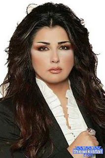 ماريا معلوف (Maria Maalouf)، إعلامية لبنانية، من مواليد 1968