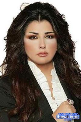 قصة حياة ماريا معلوف (Maria Maalouf)، إعلامية لبنانية، من مواليد 1968