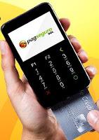 Máquina de Cartão de Crédito - Moderninha Pagseguro
