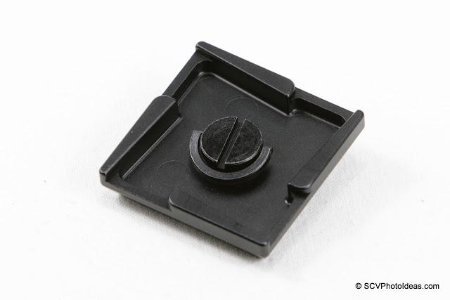 Desmond DGZ-1 Gitzo Plate bottom