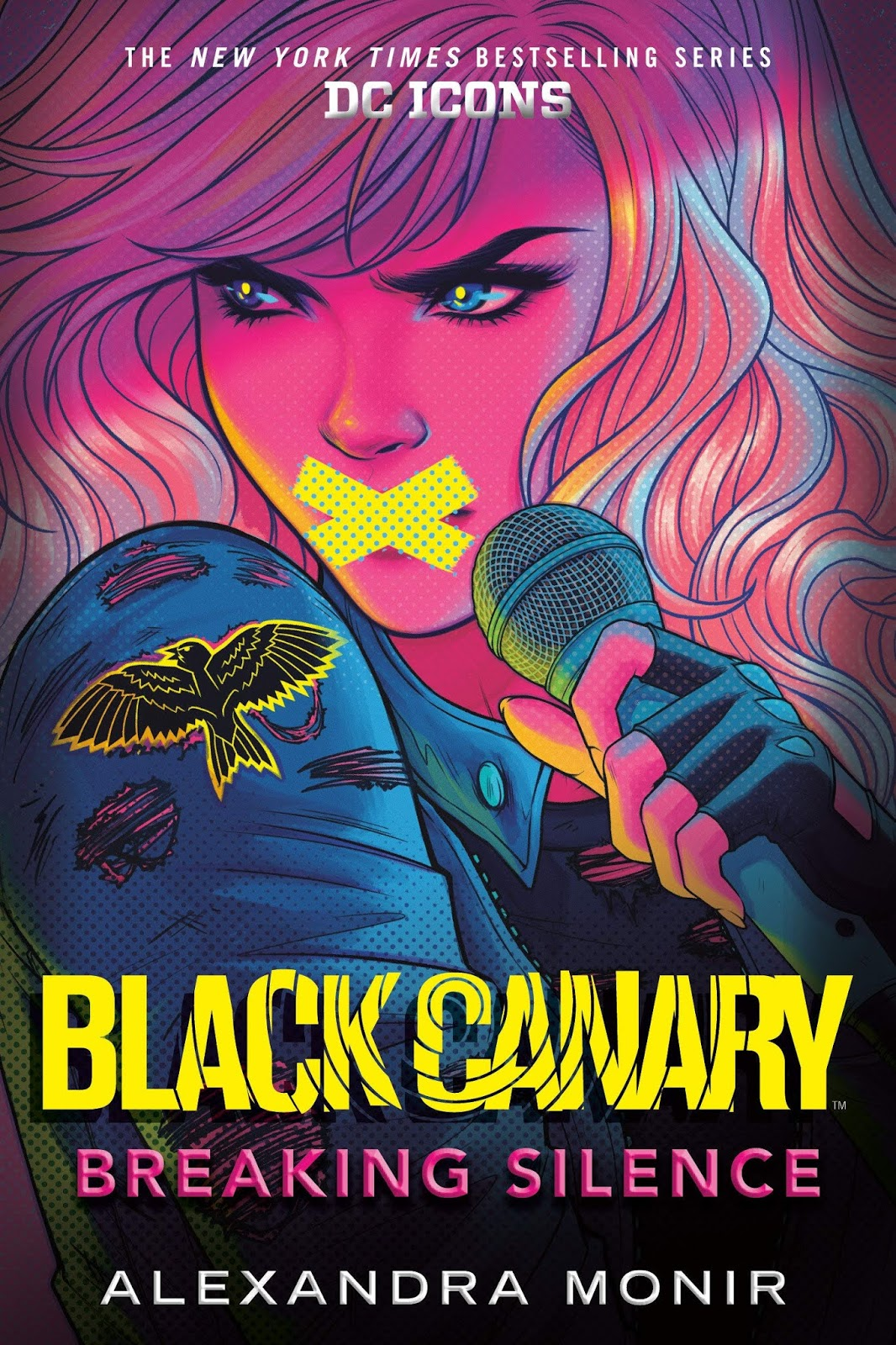 Black Canary: Breaking Silence by Alexandra Monir