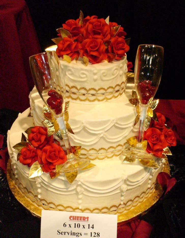 Fantastic Wedding Cake Bakeries Near Me Personalised Birthday Cards Cominlily Jamesorg