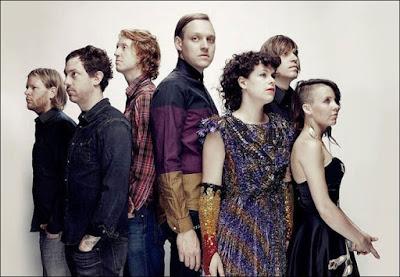 Concierto de Arcade Fire en Madrid