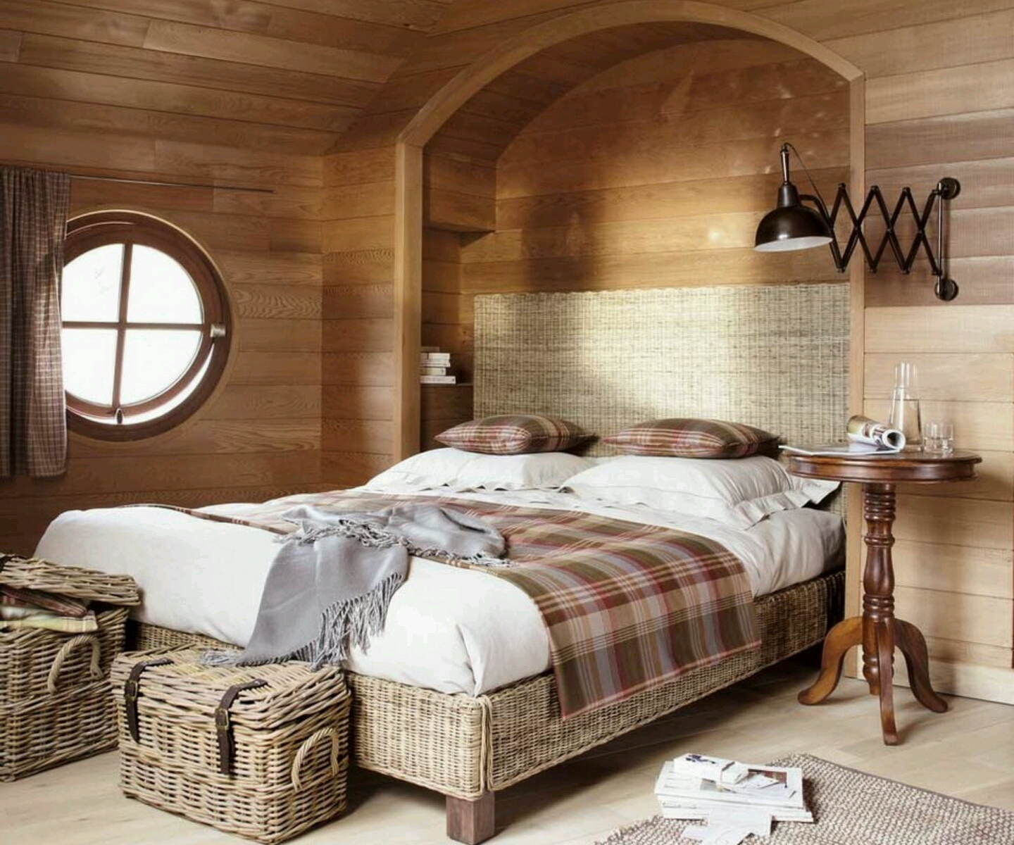 Modern beautiful bedrooms interior decoration designs ... on Beautiful Room  id=18848