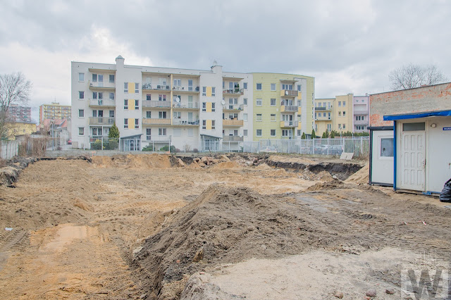 Co się buduje na ulicy Poznańskiej w Bydgoszczy