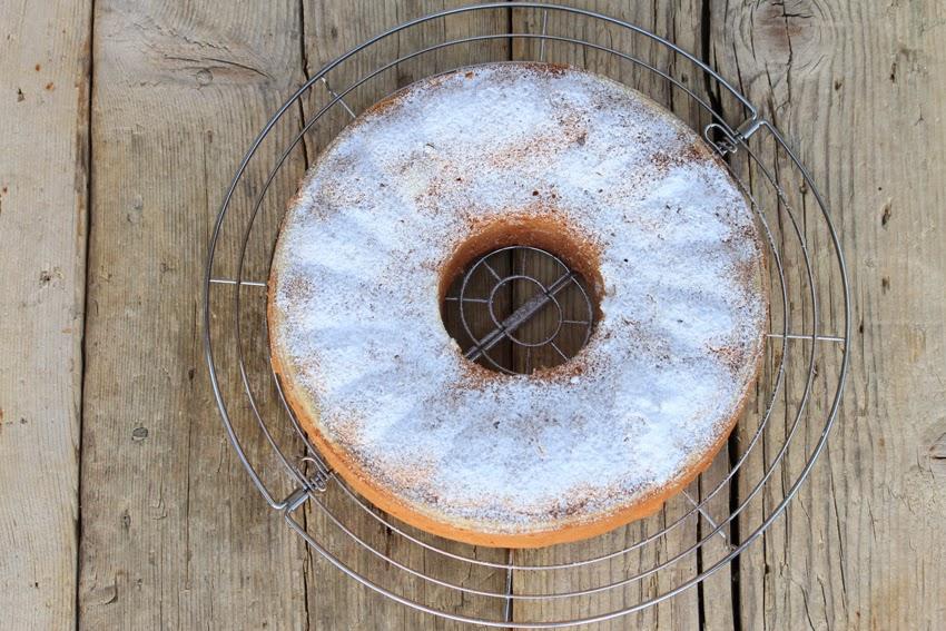 Puszyste ciasto Aniołów