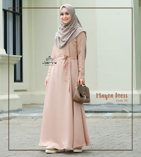 Gamis Jasmine Mayra Dress 20