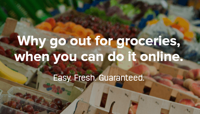 Pushkart.ph: Grocery shopping at your convenience