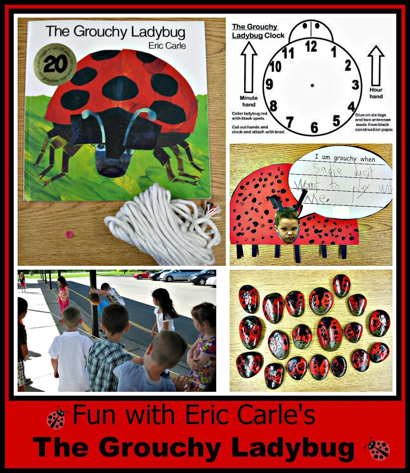 Kindergarten Holding Hands And Sticking Together Eric Carle