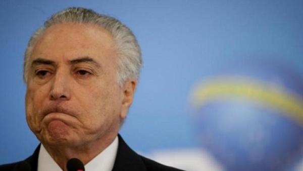 Temer reconoce golpe de Estado en Brasil en su cuenta Twitter