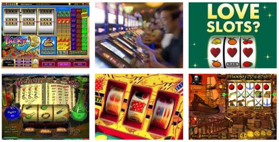 Slot Machine Oyna