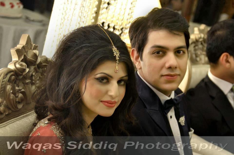 Gohar Mumtaz With His Wife