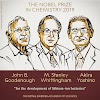 The Nobel prize 2019 in chemistry for development of lithium ion battery