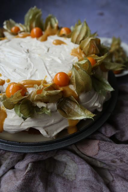 Autumnal Cake Recipes