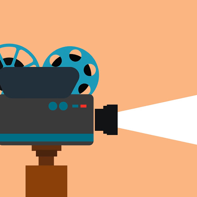 Movie Projector Wallpaper Engine
