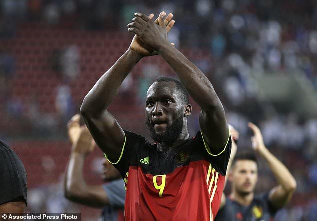 Bélgica fue el primer europeo en clasificar a Rusia 2018