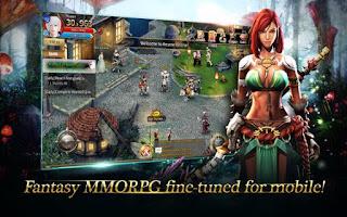 Download Arcane Online (MMORPG) APK V1.5.9 Terbaru