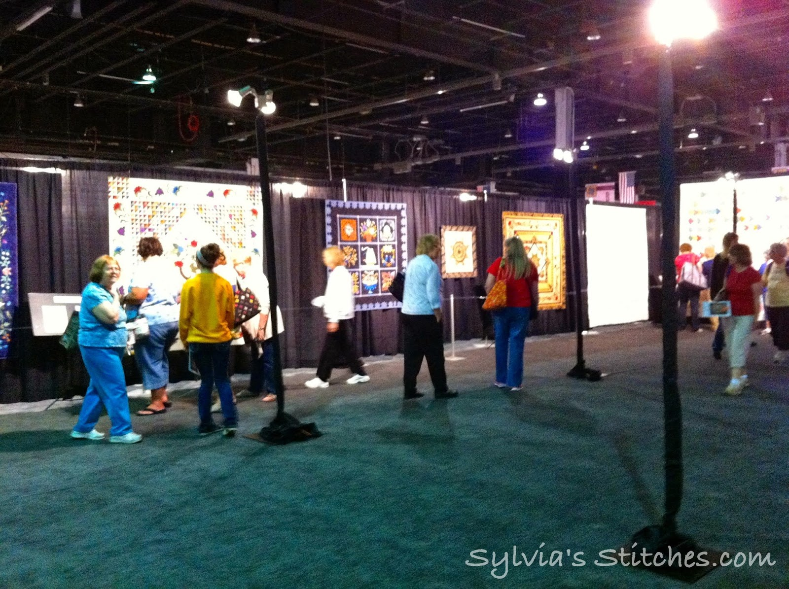 International Quilt Festival Chicago 2014