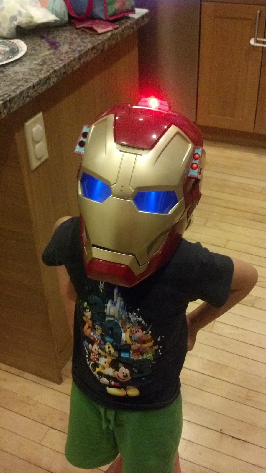 Dad On the Run: Hasbro's Iron Man 3 toys... not just for boys.