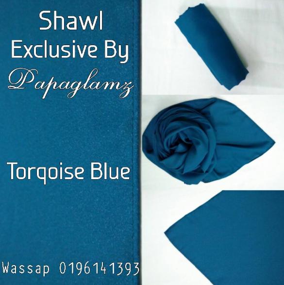 shawl murah, shawl cantik