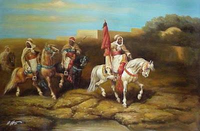 القائد الإسلامي أحمد بن إبراهيم الغازي معركة زنطرا Zantra