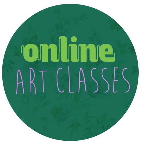 Kelley McMorris illustration: Options for Online Art Classes