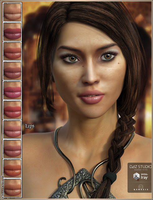 EJ Karisma for Genesis 3 Female