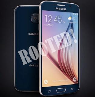 روت G920FXXU1AOBN لهاتف Galaxy S6 SM-G920F لاندرويد 5.0.2 لولى بوب مع شرح التركيب CF-Auto-Root